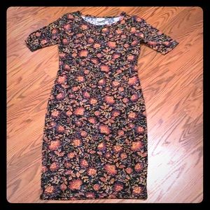 LuLaRoe Flower Dress